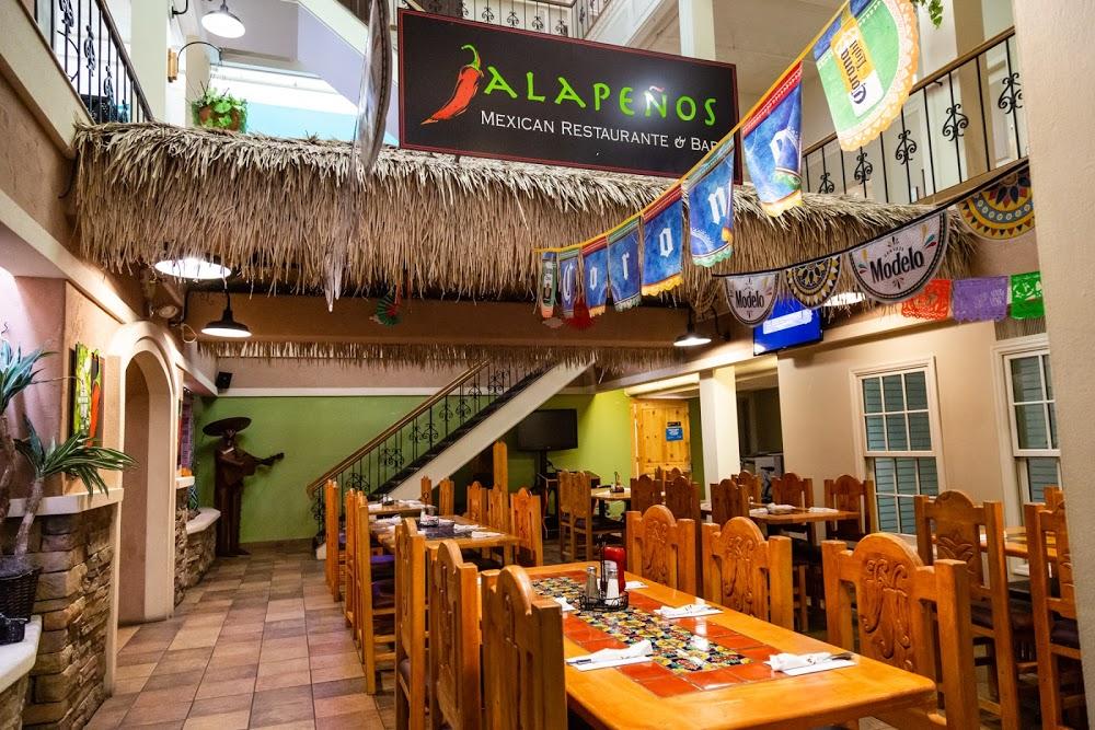 Jalapenos Mexican Restaurante & Bar