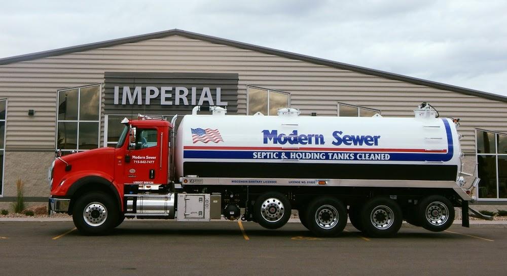 Modern Sewer